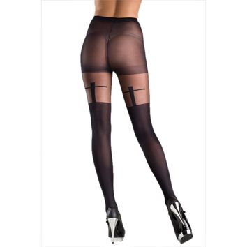 Be Wicked  BW724 Pantyhose