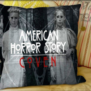 American Horror Story Coven - Pillow Cover and Pillow Case.