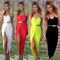 Plus S-3XL 4 Colors dresses,Party Dresses,sexy dresses,evening dress,Bohemian Women Fashion Casual Long Beach Dress Sexy Summer Bikini Dresses Girl's Sundress Clubwear Vestidos 5346-5349 = 1696885252