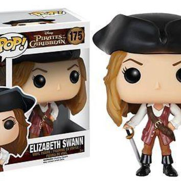 Funko Pop Disney: Pirates of the Caribbean - Elizabeth Swann Vinyl Figure