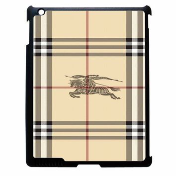 Burberry Logo iPad 2/3/4