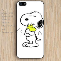 iPhone 5s 6 case cartoon dog colorful phone case iphone case,ipod case,samsung galaxy case available plastic rubber case waterproof B537
