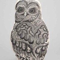 Baby Owl Pillow - Urban Outfitters