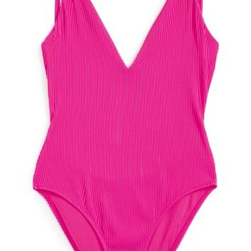 Topshop Pamela One-Piece Swimsuit | Nordstrom
