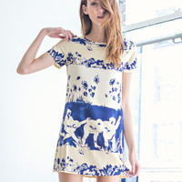 San Antonio Dress - Santorini - Jac Vanek