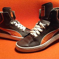 Vintage Puma First Round Men's Sneakers