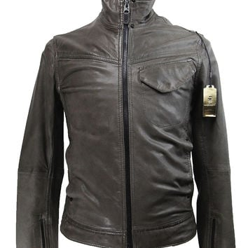 G-Star Raw JSF Leather Jacket