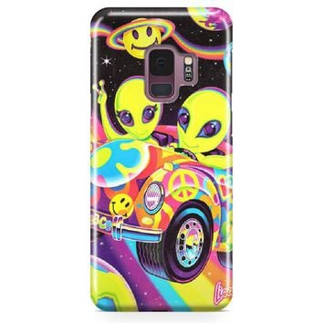 Lisa Frank Neon Tiger And Monkey 90 S Samsung Galaxy S9 Case | Casescraft