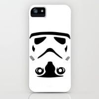 Star Wars Clone / Clon de La Guerra de las Galaxias iPhone & iPod Case by Juan Pablo Cornejo