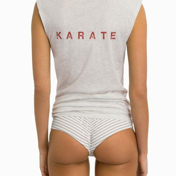 Karate Tee - Physical Education