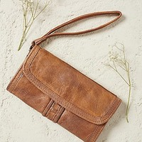 Free People Womens Washed Ashore Wallet