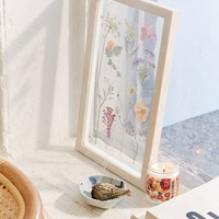 Pressed Floral 9x15 Frame | Urban Outfitters