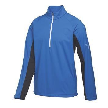 puma 1 4 zip ls storm jacket strong blue 569130 03 2015  number 2