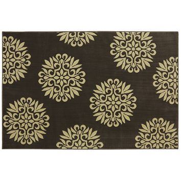Mohawk Home EverStrand Braxton Floral Rug - 5' x 7'