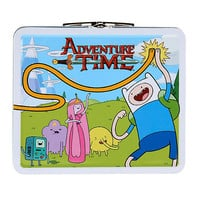 Adventure Time Finn & The Gang Tin Lunch Box
