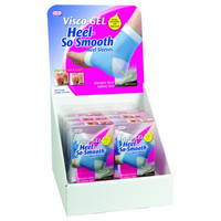 Heel-So-Smooth Counter Top Display