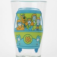 Mystery Machine Pint Glass