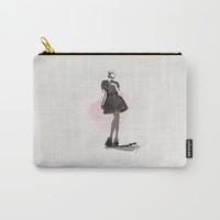 Exquisite Carry-All Pouch by Allison Reich