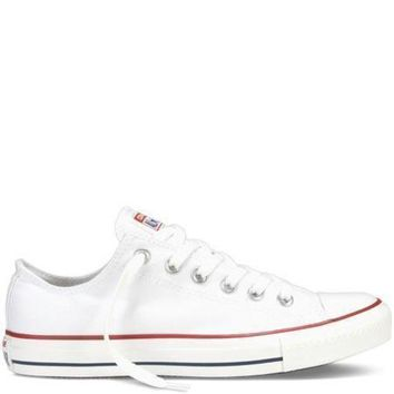 ONETOW converse chuck taylor all star classic low optical white