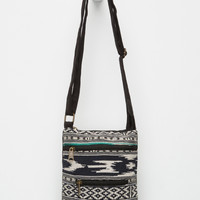 Jacquard Print Crossbody Bag | Handbags
