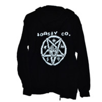 ToastyCo. Clothing! Cute Clothing that comes with free skittles!— BLACK MAGIC II Zip-up Hoodie