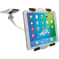 CTA Digital PAD-WDM iPad(R)/Tablet Wall, Under-Cabinet & Desk Mount with 2 Mounting Bases