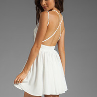 keepsake Wind in the Willows Dress in Ivory from REVOLVEclothing.com