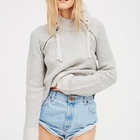 Free People Salvage Bandit Cutoffs