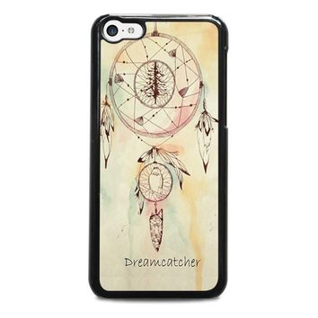 dream catcher iphone 5c case cover  number 1