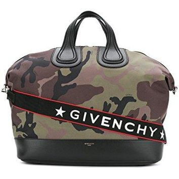 Givenchy Men's BK5001K021960 Multicolor Polyamide Travel Bag