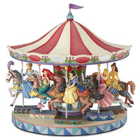 ''Princess of Knowledge'' Carousel Belle Figurine by Jim Shore
