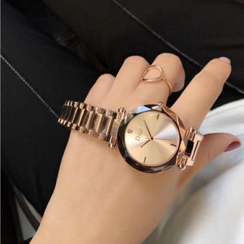 Stainless Steel DIOR Watch