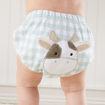 "Baby Aspen ""Farm Fannies"" Down-Home Diaper Cover"