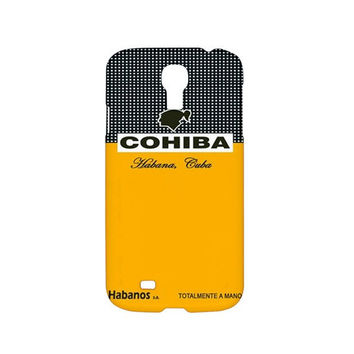 NEW Limited COHIBA Hanaba Cuba Cigar Samsung Galaxy S4 IV I9500 Hard Case Cover