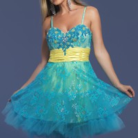 Dave and Johnny 7139 Dress
