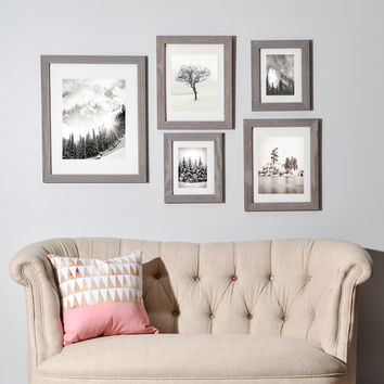 White Mountain Gallery Wall Set