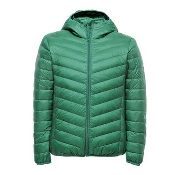 Winter Duck Down Ultra Light Men Jacket