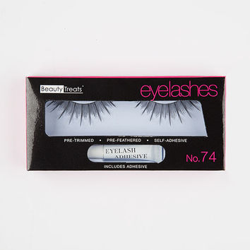 Chic Eyelashes Black One Size For Women 26599110001