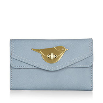 Chester Chubby Bird Wallet | Grey | Accessorize