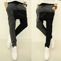 Sportswear Men's Fashion Pants Casual Skinny Pants [6539650179]