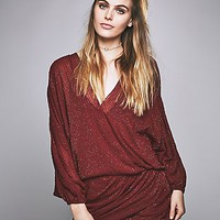 Free People Womens Isabel Dress