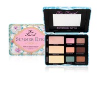 Too Faced summer eye palette 2013
