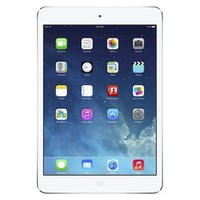 Apple® iPad mini with Retina display 32GB Wi-Fi + Cellular (Sprint) - Silver/White (MF085LL/A)