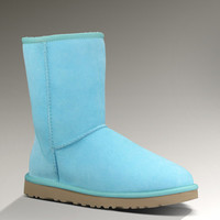 UGG® Classic Short for Women | Sheepskin Boots at UGGAustralia.com
