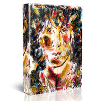 Jim Morrison Canvas Art, The Doors