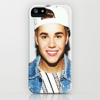 Justin iPhone & iPod Case by Jessica