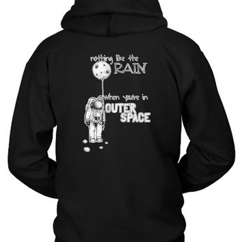 5Sos Outer Space Lyrics Hoodie Two Sided