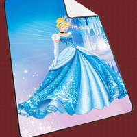 Cinderella 2 905b0a24-b02e-4b3c-9486-6f2172c686f5 for Kids Blanket, Fleece Blanket Cute and Awesome Blanket for your bedding, Blanket fleece*NS*