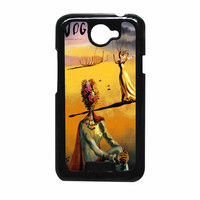 Salvador Dali Woman With Flower Head Vogue HTC One X Case
