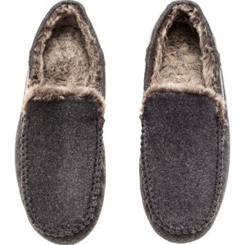 H&M Felt slippers £12.99